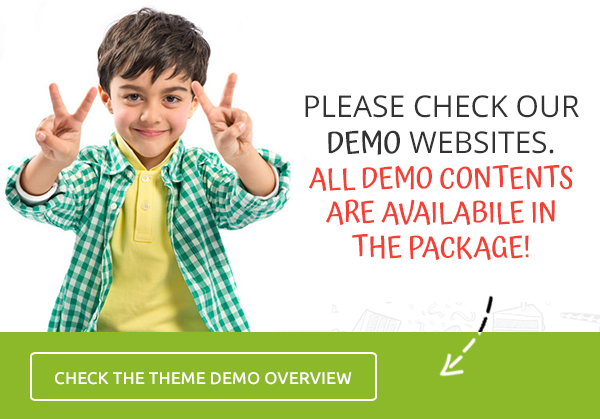 Happy Kiddo - Multipurpose Kids HTML Template - 7